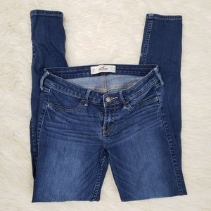 Hollister Size 27x29 Skinny Jeans